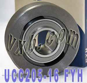 "1"" Cartridge Mounted Bearing UCC205-16:vxb:Ball Bearing"
