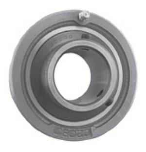"1/2"" Cartridge Mounted Bearing UCC201-8:vxb:Ball Bearing"