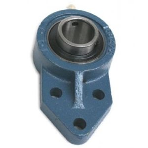 UCFB201 Three bolt Flanged Mounted Bearingvxb:Ball Bearing