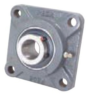 "UCFX10-31 Flange Unit Medium Duty 4 Bolt:1 15/16"" inner diameter:PEER Ball Bearing"