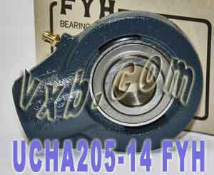 "7/8"" Hanger type Bearing UCHA205-14:vxb:Ball Bearing"