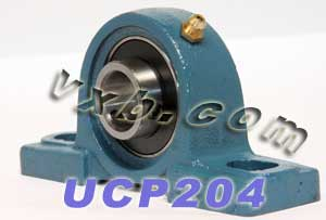 20mm UCP204 Pillow Block Bearing:vxb:Ball Bearing
