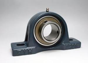 "2-3/16"" Mounted Bearing Pillow Block Cast Housing NAP211-35:vxb:Ball Bearing"