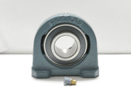 UCPA206 Set Screw Locking Tapped Base Pillow Block Unit:vxb:Ball Bearing
