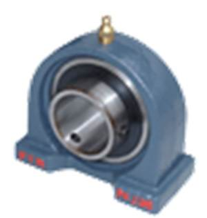 "1 3/16"" Mounted Bearing UCPA206-19 + Pillow Block Cast Housing:vxb:Ball Bearing"