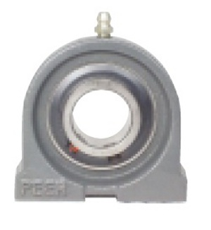 "UCPAS206-19 Pillow Block Tapped Base:1 3/16"" inner diameter:PEER Ball Bearing"