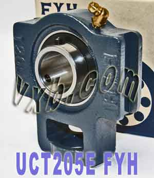 25mm Take Up Mounted Bearing UCT205E:vxb:Ball Bearing