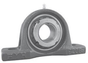 30mm Mounted Bearing Pillow Block Cast Housing UKP207:vxb:Ball Bearing