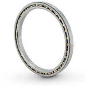 "VAA15CL0 Bearing 1 1/2""x1 7/8""x3/16"":Chrome Steel:Open:vxb:Ball Bearing"