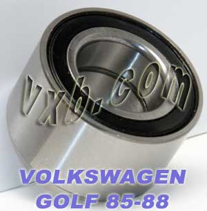 VOLKSWAGEN GOLF Auto/Car Wheel Ball Bearing 1985-1988:VXB Bearing