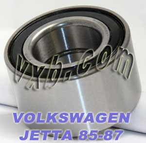 VOLKSWAGEN JETTA Auto/Car Wheel Ball Bearing 1985-1987:VXB Bearing