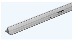 "WA16-24PD 1"" inch NB Shaft Support Rail  inch:vxb:Ball Bearing"