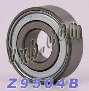 "FBearing Z9504B 3/4""x1 25/32""x39/64"" Shielded:vxb:Ball Bearings"