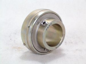"ZUC211-32209-27 Zinc Chromate Plated Insert:2"" inner diameter:vxb:PEER Ball Bearing"
